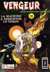 Vengeur (2e Série - Arédit - Comics Pocket) -6- La machine à remonter le temps