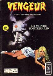 Vengeur (2e Série - Arédit - Comics Pocket) -8- Le monde souterrain