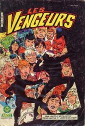 Les vengeurs (Aredit DC) -2- La légion du danger