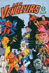 Les vengeurs (Aredit DC) -5- Vengeurs 5