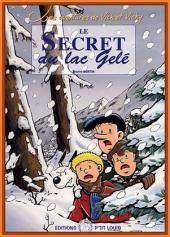 Vick et Vicky (Les aventures de) -4- Le secret du lac gelé