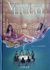 Victor Hugo et l'affaire des filles de Loth -1- Le sel de Sodome