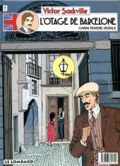 Victor Sackville -6Duo- L'otage de Barcelone
