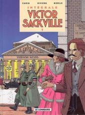 Victor Sackville -INT1- L'intégrale - volume 1