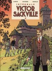 Victor Sackville -INT4- L'intégrale - volume 4