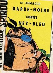 Le vieux Nick et Barbe-Noire -MR1212- Barbe-Noire contre Nez-Bleu
