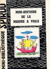 Le vieux Nick et Barbe-Noire -MR1218- Mini-histoire de la marine à voile