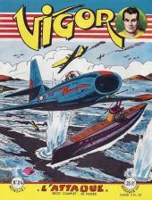 Vigor -24- L'attaque