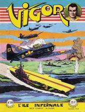 Vigor -28- L'île infernale