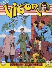 Vigor -55- Permission exceptionnelle