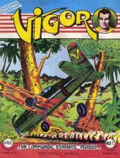 Vigor -62- Un commando d'enfants perdus