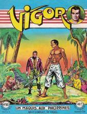 Vigor -65- Un maquis aux Philippines