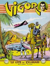 Vigor -6- La cité du Kalahari