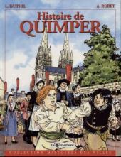 Histoires des Villes (Collection) - Histoire de Quimper