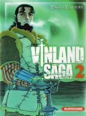 Vinland Saga -2- Tome 2