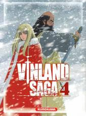 Vinland Saga -4- Tome 4