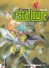 Vision d'Escaflowne -1- Tome 1