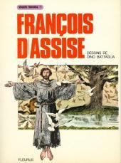 Vivants témoins -1- François d'assise