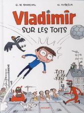 Vladimir sur les toits