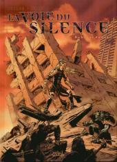 La voie du silence -1- Aube ardente