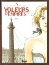 Les voleurs d'Empires -6a2002- La semaine sanglante