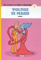 Voltige et Ratatouille -6- Voltige se marie