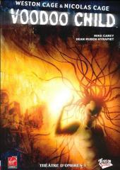Voodoo child -1- Théâtre d'ombres