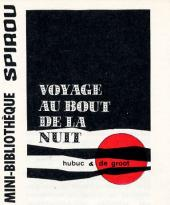 Voyage au bout de la nuit - Tome 1MR1464