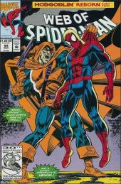 Web of Spider-Man (1985) -94- Hobgoblin reborn part 2: target two