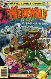 Werewolf by Night Vol.1 (Marvel - 1972) -39- Some are born to the night