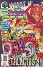 What If? vol.2 (1989) -81- What if... The age of apocalypse had not ended ?