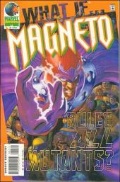 What If? vol.2 (1989) -85- What if... Magneto ruled all mutants ?