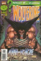 What If? vol.2 (Marvel comics - 1989) -93- Wolverine : ferus