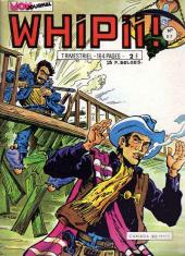 Whipii ! (Panter Black, Whipee ! puis) -57- Larry Yuma - La terreur de la sierra
