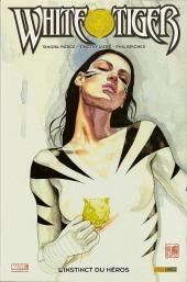 White tiger - L'instinct du héros