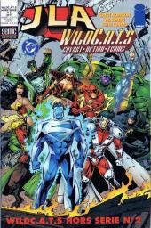 Wildcats hors série -2- JLA / WildC.A.T.S.