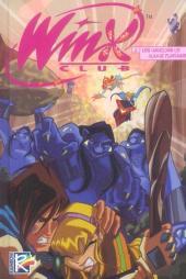 Winx Club -3- Les garçons de Rouge Fontaine