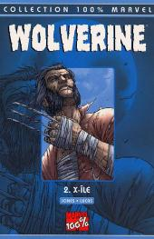 Wolverine (100% Marvel) -2- X-île