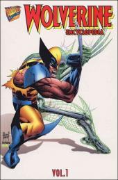 Wolverine Encyclopedia (1996) -1- Wolverine Encyclopedia volume 1 - A-K