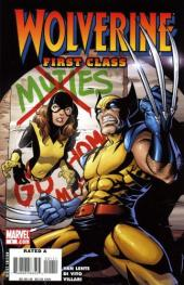Wolverine: First class (2008) -1- The buddy system