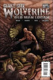 Wolverine (2003) -HS- Old man Logan Giant-size