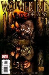 Wolverine: Origins (2006) -1e- Born in blood, part one
