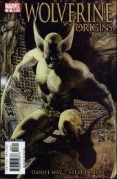 Wolverine: Origins (2006) -3c- Born in blood, part three
