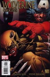 Wolverine: Origins (2006) -4- Born in blood, part four'
