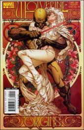 Wolverine: Origins (2006) -5- Born in blood, part five