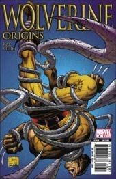 Wolverine: Origins (2006) -6- Savior, part one