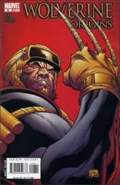 Wolverine: Origins (2006) -8- Savior, part three