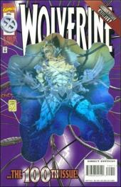 Wolverine (1988) -100- Furnace of this brain, anvil of his heart