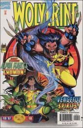 Wolverine (1988) -110- Lesser beasts