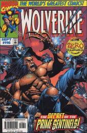Wolverine (1988) -116- What the blind man saw